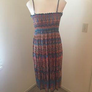 Stretchy dress size XXL